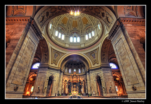 church minnesota architecture bravo interior stpaul stpaulschurch hdr 5xp aplusphoto jamesneeley theperfectphotographer