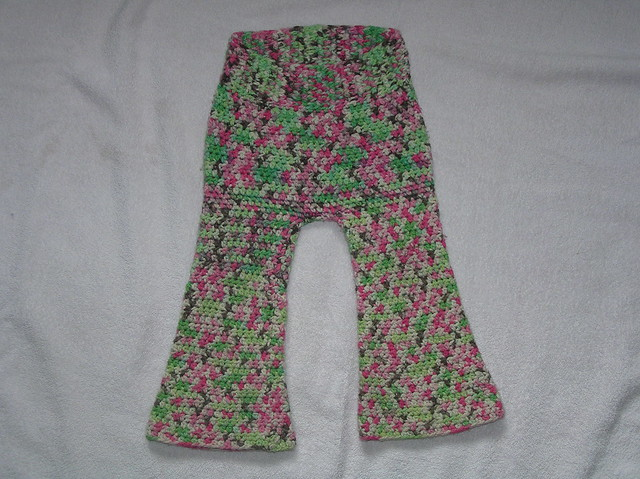 Crochet Pattern for Cloth Diaper Cover Longies Pepper by ladybugz