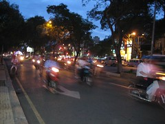Motobikes in Saigon