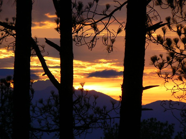 Sunset - Ranikhet