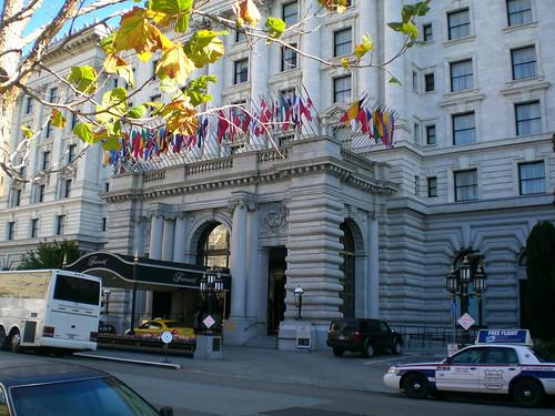 Fairmont Hotel, San Fransisco