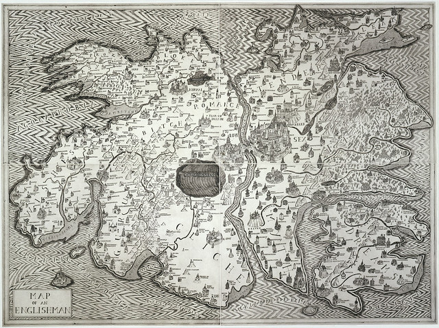 Grayson Perry : Map of an Englishman (2004)