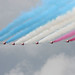 Red Arrows - RIAT 2008