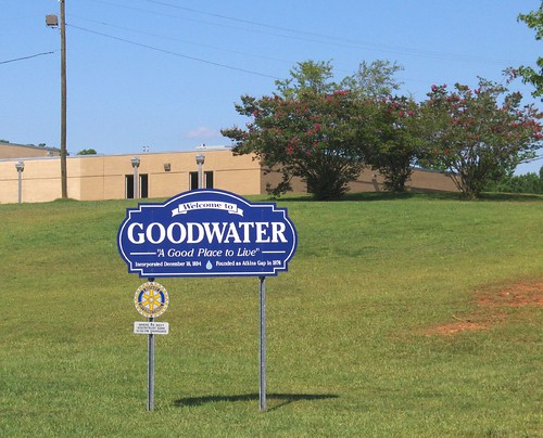Goodwater, Alabama