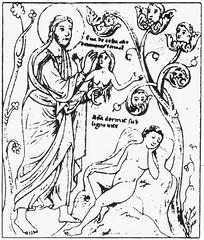 エルラド・ド・ランズブール「悦楽の園」(12世紀末?1205頃)