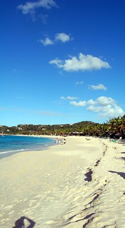 Image of Galley Bay Beach. beach heaven antigua