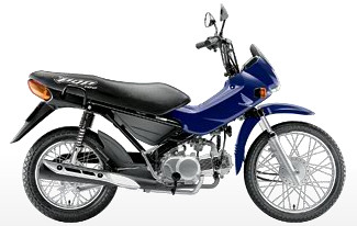 Honda Pop100 - modelo 2009