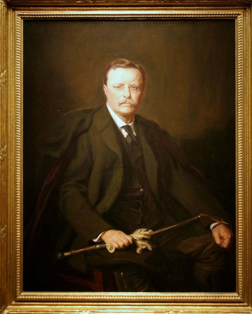 Theodore Roosevelt, Twenty-sixth President (1901-1909)