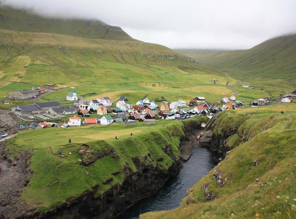 Gjógv (Faroe Islands)