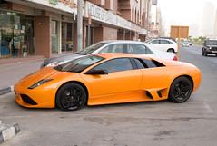 lamborghini reventã³n(0.0), lamborghini diablo(0.0), automobile(1.0), lamborghini(1.0), wheel(1.0), vehicle(1.0), performance car(1.0), automotive design(1.0), lamborghini(1.0), land vehicle(1.0), luxury vehicle(1.0), lamborghini murciã©lago(1.0), supercar(1.0), sports car(1.0),