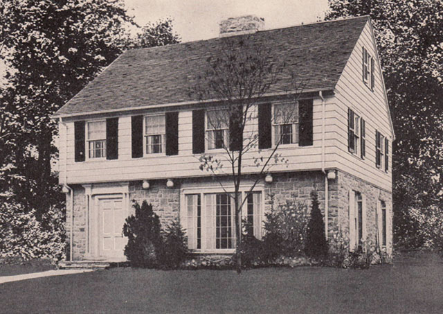 1929 Garrison Colonial Flickr Photo Sharing