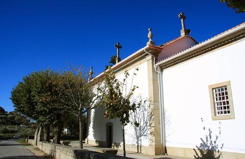 Capela de N. Sra. da Saúde - Cunha Alta - Portugal