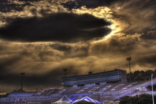 sun sunlight college sports architecture clouds campus football colorado university stadium explore falcon coloradosprings wikipedia airforce venue hdr cadet photomatix 200811