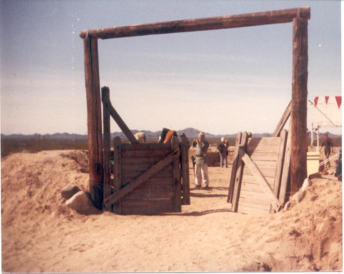 Great Desert War 1 - Castle Gate