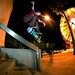 chase Newton heel flip by Chris W Patton