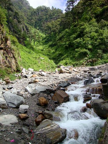 Yamunotri scenery