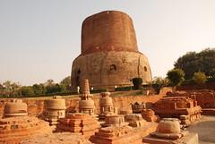 1-鹿野苑(Sarnath)