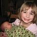 Sophie holding Jack