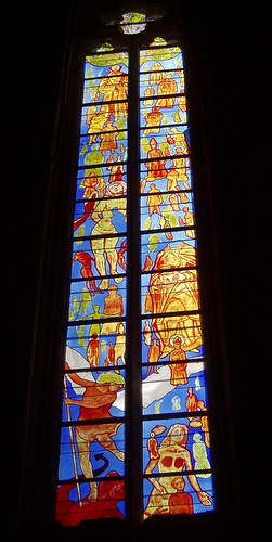 france window modern cathedral contemporary stainedglass vitrail aveyron rodez cathedraledenotredame atelierduchemin stephanebelzere