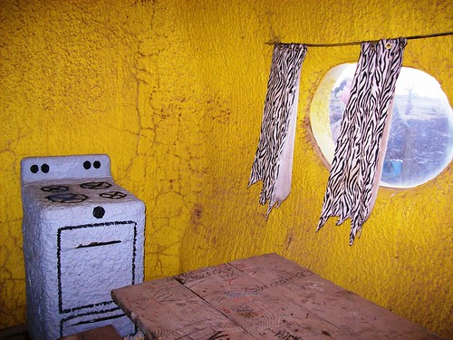 An interior decorator's paradise at the beautiful Bedrock City, Arizona - bedrock24x
