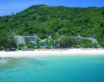 Le Meridien Phuket Beach Resort Thailand
