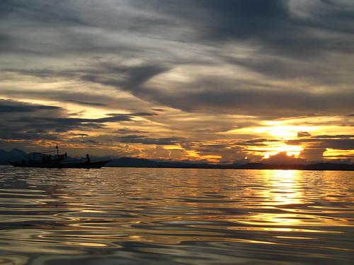 sunset island paradise philippines visayas palawan roxas paragon naturesfinest cocoloco sulusea centralvisayas teampilipinas summer2008