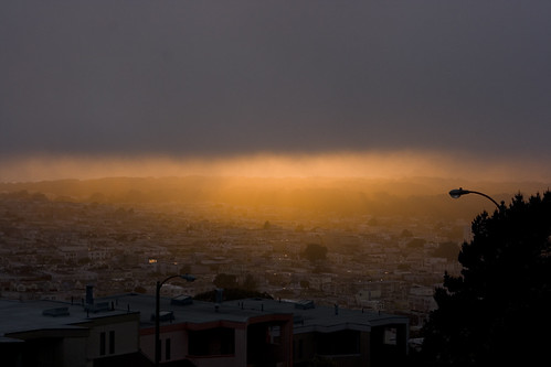 San Francisco Golden Fog