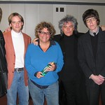 Marty Stuart at WFUV with Rita Houston