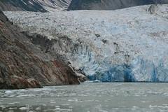 Sawyer Glacier, Alaska Cruise 2008