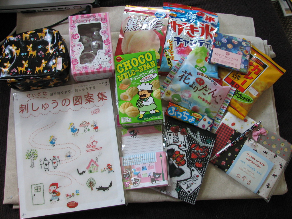 Birthday Package from Akina | Well my birthday isnt until au
