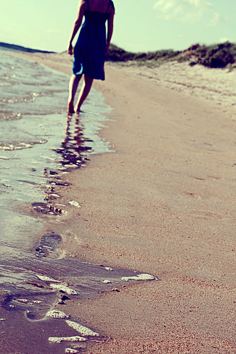 Our footprints in the sand may fade, but the memories are here to stay
