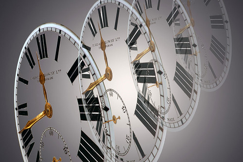 time and clocks