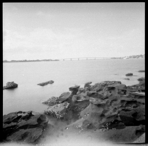 Low Tide Pinhole