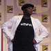 Sam Jackson at Eisners