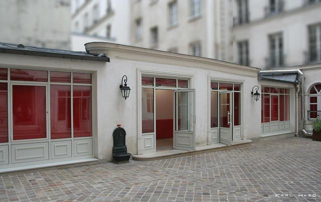 Comme des gar ons paris flickr photo sharing for Rue des garcons