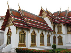 Wat Benjamabopit - Song Phanuat Hall