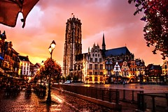 Grote Markt And Belfry Climb