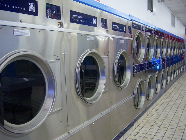 Coin Versus Swipe Card Technology for your Laundromat - The Great
