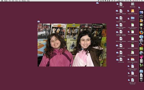 Judi Sohn's desktop
