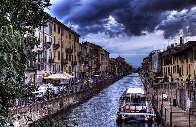Milano dalla vita di Ernest Hemingway