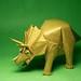 triceratops by EmreAyar