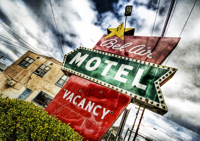 Vacancy at the Bel Air Motel