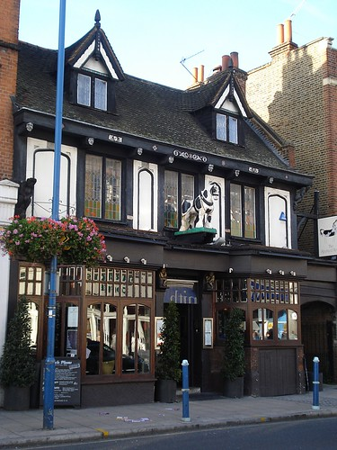 Spotted Horse, Putney, London SW15