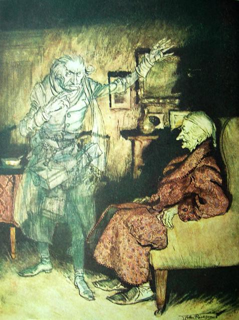 Christmas Carol Scrooge And Marley.Characters A Christmas Carol Scrooge Marley By Rackh