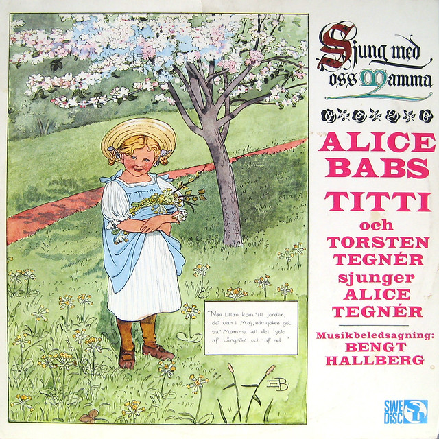 Header of Alice Babs