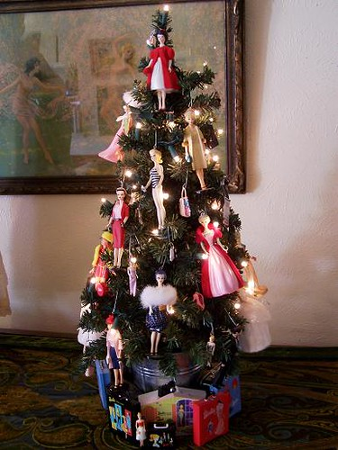 Barbie Tree