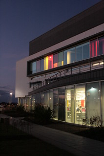 LRC at night in colour
