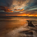 Burning Skies by .Brian Kerr Photography.