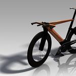 Modélisation d'un vélo à partir d'un concept déjà existant.