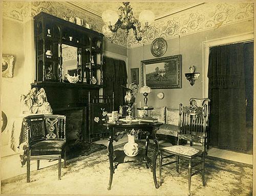 Parlor 1870's